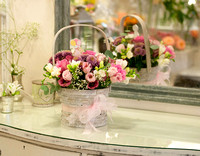 Commercial Photography for Adrienne's Florist