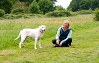 London Dog Photography Hampstead Housesitters