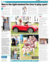 Photos from LimeFest and Canary Woof Dog Show in The Wharf Newspaper.