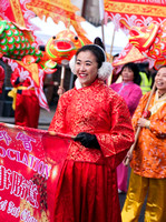 Chinese New Year Parade London 2018